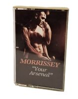 MORRISSEY YOUR ARSENAL CASSETTE TAPE THE SMITHS