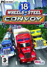 18 Wheels of Steel Convoy - PC DVD - New & Sealed
