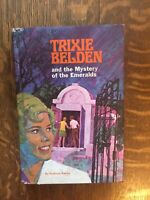 Trixie Belden and the Mystery of the Emeralds Hardcover Book Vintage 1965