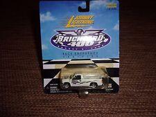 Johnny Lightning Brickyard 400 race emergency vehicles 2000 MIP