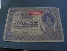 billet a definir   autriche deutchosterreich  1918