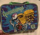 Rare Vintage Goosebumps  R.L. Stein Lunchbag