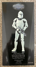 Sideshow Figures Star Wars Republic Clone Trooper 1/6 Scale Hot Toys