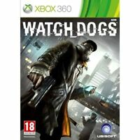Watch Dogs XBOX 360 - MINT - 1st Class Fast Delivery