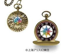 Touhou Project pocket watch Flandre Scarlet TAITO figure JAPAN