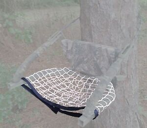 Hazmore Silent Seat replacement tree stand seat for Summit tree stand