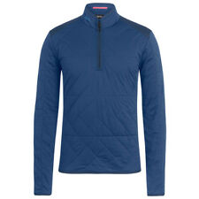 Rapha Dark Blue Insulated Sweatshirt. Size XL. BNWT.