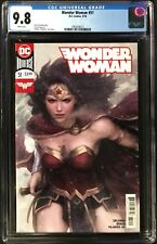 "Wonder Woman (2018) #51 CGC 9.8 Regular Stanley ""Artgerm"" Lau Cover!"