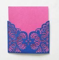Metal Die Cutter Handmade Cards Wedding Invitations Envelope Cutting Die DC1219