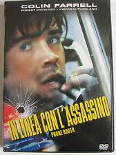 DVD - IN LINEA CON L'ASSASSINO - COLIN FARRELL