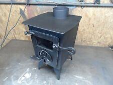 Log burning stove 2.5kw small spaces 4 Shepherds hut, Yurt, Campervan, Cabin