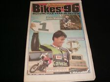BIKES 96<>MOTORCYCLE YEAR-IN-REVIEW°MICHAEL RAYLOR & CRAIG KENNEDY