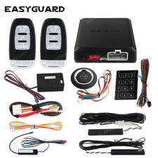 EASYGUARD pke car alarm system keyless go push button start remote auto start