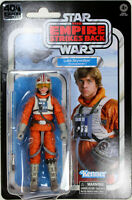 "Star Wars Black Series ~ 6"" LUKE SKYWALKER (SNOWSPEEDER)(40TH ANNIVERSARY)"