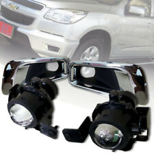 FULL SET KIT FOG LAMP SPOT LIGHT FOR CHEVROLET COLORADO UTE RG 2012 13 15 16