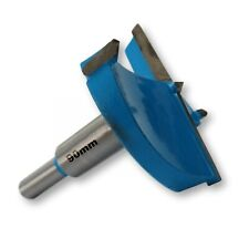 90 mm HSS Forstner Woodworking Boring Wood Hole Saw Cutter Drill Bit CARBIDE TIP