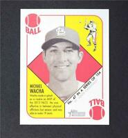 2015 Topps Heritage '51 Collection Mini Red Back #47 Michael Wacha - NM-MT