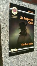 CGP GCSE English An Inspector Calls The Text Guide