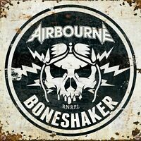 Airbourne - Boneshaker - Nitro Edition Clear Smoke Vinyl LP