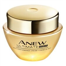 Avon Anew ULTIMATE MULTI-PERFORMANCE  NIGHT CREAM 50 MLS NEW & BOXED (70)