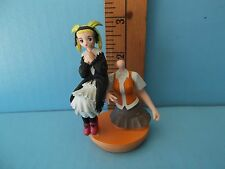 "Mai Hime Alyssa Searrs on Headless Miyu Greer""s Arm 3""in Diorama Type Figure"
