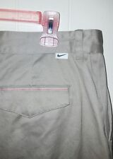 Nike Golf Selvedge Chinos Golf Pants: 38×32 (NWT - $160.00)