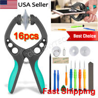 Mobile Cell Phone Screen Opening Repair Tools Kit Screwdriver Set for iPhone 7 6