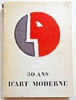 50 Ans D'Art Moderne 1958
