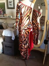 "Ballroom/Latin Competition DANCE dress ""Tiger"""