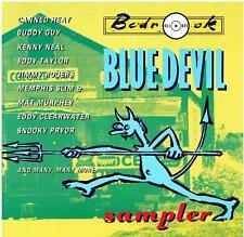 Various ‎– Blue Devil Sampler (Buddy Guy, Kenny Neal, Canned Heat