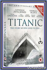 TITANIC 3D LENTICULAR & MEMORABILIA 100th YEAR ANNIVERSARY EDITION *BRAND NEW*