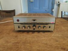 Kenwood trio w-24 tube amplifier rare