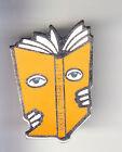 RARE PINS PIN'S .. PTT LA POSTE FRANCE TELECOM LIVRE BOOK ART LITTERATURE ~BY