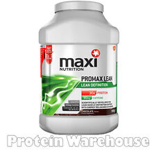 New Maximuscle Promax Lean 990g Chocolate Shake Sale £29.99 Fast P&P