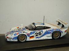 Porsche 911 GT1 LeMans 1996 Wendlinger Goody - Minichamps 1:43 in Box *37457