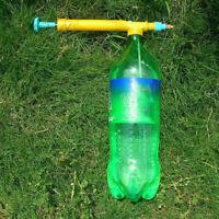 HN- Qu_ AU_ Garden Irrigation Watering Juice Bottles Sprayer Sprinkler Head Nozz