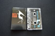 U2 RATTLE AND HUM ULTRA RARE MALAYSIAN CASSETTE TAPE!