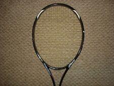 Prince More Precision OS OverSize 800 PL Tennis Racquet 4 1/8 Vintage & RARE