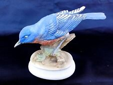 Lefton Handpainted Blue Bird Figurine  - Nice Display