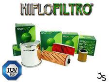 Yamaha YFM350 FG-W,X,Y,Z,A,B,D Grizzly (4WD)07-13 HiFlo Oil Filter HF204