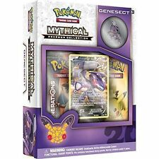 Pokemon TCG Genesect Mythical Collection - BRAND