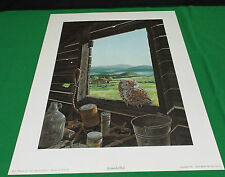 New Vintage Screech Owl by Don Balke Numbered Dated 1980