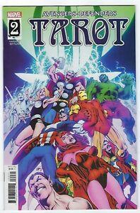 Tarot # 2 Davis Variant Avengers Defenders NM Marvel NM