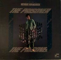 HERBIE HANCOCK~Pre-Owned LP-THE PRISONER  BST-84321..STEREO.VAN GELDER RECORDING
