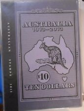 2013 Australia Post Deluxe STAMP YEAR Album Collection, With Stamps. MUH
