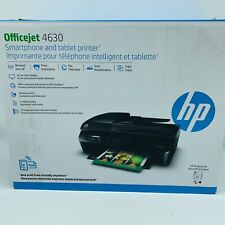 HP Officejet 4630 All-in-One Printer (Works Great -Needs Ink)