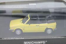 MINICHAMPS * VOLKWAGEN  ( VW ) GOLF CABRIOLET  * 1:43 * MINT