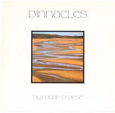 Pinnacles  Edgar Froese Vinyl Record