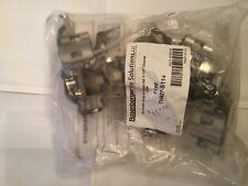"""ROSENBERGER TH427-S114 Stackable Snap-in Hanger for 1-1/4"""" Coaxial Cable 10 kit"""
