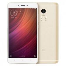 Xiaomi REDMI Note 4 Pro Smartphone 64gb ROM 3gb RAM Dual SIM Unlock Gold